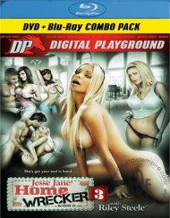 Home Wrecker 3 (DVD + Blu-ray Combo) Blu-ray Porn Movie
