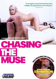 Chasing the Muse porn DVD from Artsploitation Films.