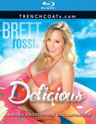Brett Rossi Is Delicious Blu-ray Porn Movie