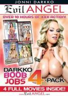 Darkko Boob Jobs 4-Pack Porn Movie
