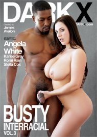 Busty Interracial Vol. 3 Porn Movie