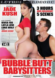 Bubble Butt Babysitters porn video from Lethal Hardcore.