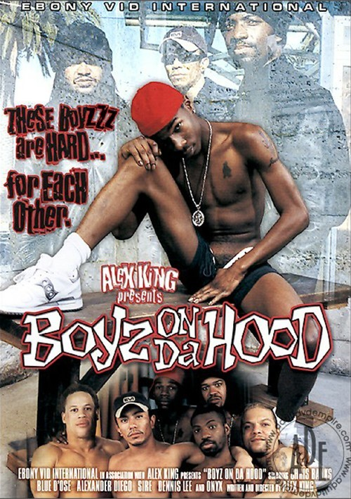 Boyz On Da Hood Boxcover