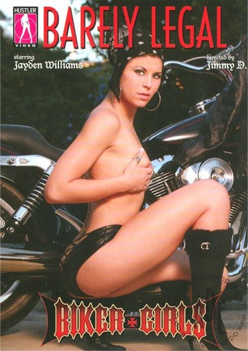 Barely Legal Biker Girls