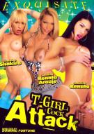 T-Girl Cock Attack Porn Movie