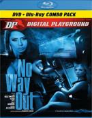 No Way Out (Blu-ray + DVD Combo) Blu-ray