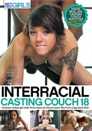 Interracial Casting Couch 18 Porn Movie