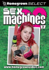 Sex Machines 17 Boxcover