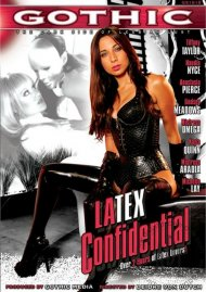 Gothic- Latex Confidential Porn Video