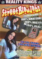 Street Blowjobs Vol. 5 Porn Movie