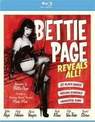 Bettie Page Reveals All Blu-ray Movie