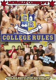 College Rules #15 Porn Movie