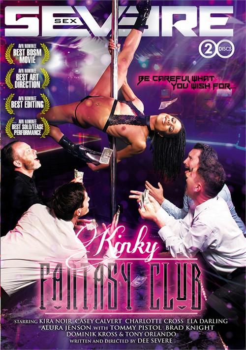 Kinky Fantasy Club Boxcover