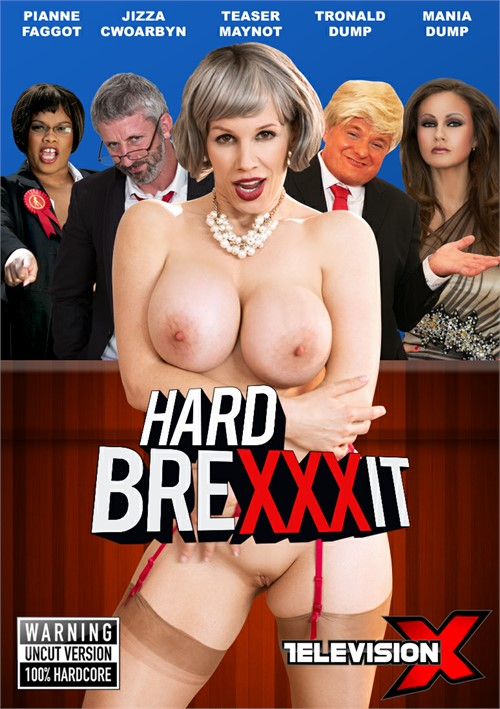 Hard Brexxxit porn video