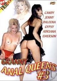 Granny Anal Queens #3 Porn Video