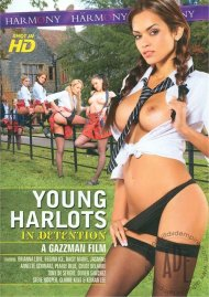 Young Harlots In Detention porn video from Harmony.