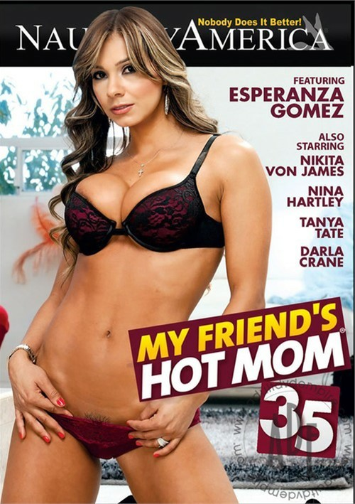 My Friends Hot Mom Vol. 35