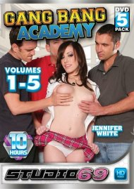 Gang Bang Academy Vol. 1-5 Porn Movie