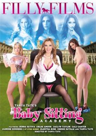 Tanya Tate's Baby Sitting Academy Porn Video
