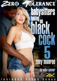 Babysitters Taking On Black Cock 5 Porn Movie