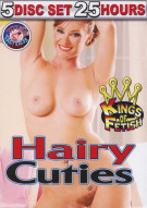 Hairy Cuties (5-Pack) Porn Movie