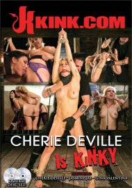 Cherie DeVille Is Kinky porn DVD from Kink.