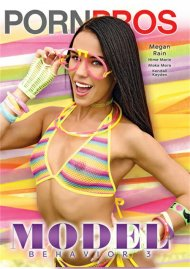 Model Behavior 3 DVD porn movie from Porn Pros .