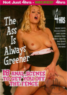 Ass Is Always Greener, The Porn Movie