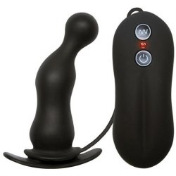 Tinglers: Plug III -  Black Sex Toy
