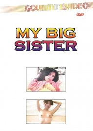 My Big Sister porn DVD from Gourmet Video.