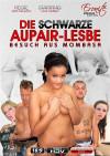 Die schwarze Aupair-Lesbe Boxcover