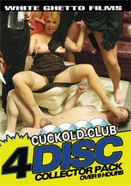Cuckold Club 4 Disc Collectors Pack Porn Movie
