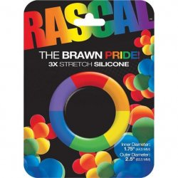 Rascal: The Brawn Pride Cockring  Sex Toy