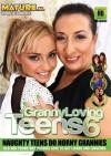 Granny Loving Teens 6 Boxcover