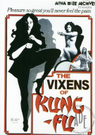 Vixens of Kung-Fu, The Porn Movie