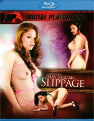 Shay Jordan: Slippage Blu-ray Porn Movie