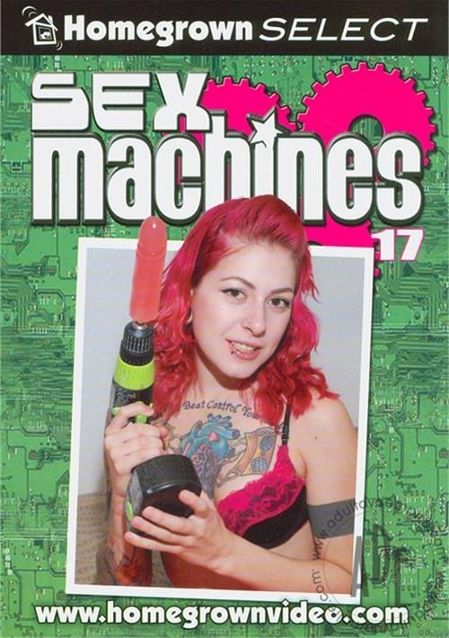 Sex Machines 5-Pack