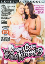 Cougars Crave Young Kittens #9 Porn Movie