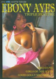 Ebony Ayes Triple Feature Porn Movie