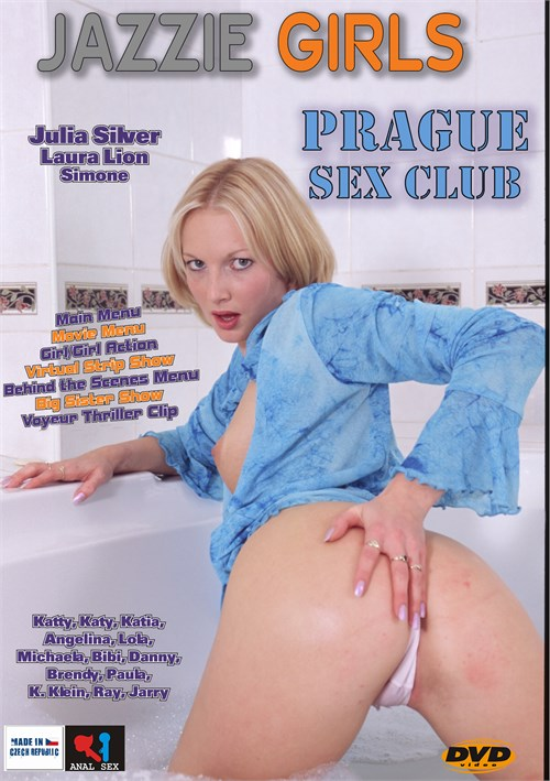 Julie silver double anal interracial