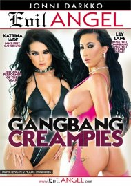 Gangbang Creampies DVD porn movie from Evil Angel.