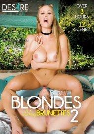 Blondes Licking Brunettes 2 Porn Video