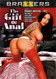 The Gift Of Anal DVD porn movie from Brazzers.