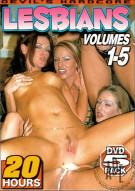 Lesbians #1-5 Porn Movie