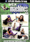 Sex Machines 10 Boxcover