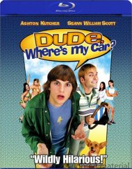 Dude, Wheres My Car? Blu-ray Movie