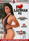 I Love Latinas #4 Boxcover