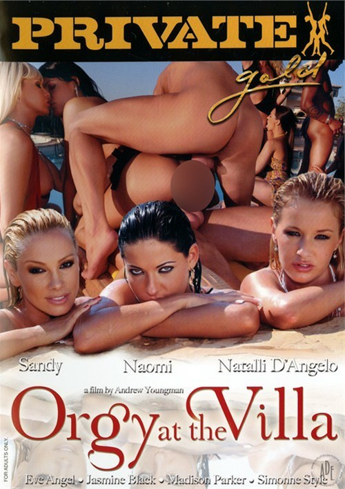 villa the Orgy private at