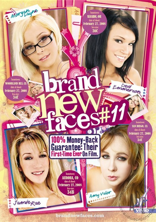 Brand New Faces 11-15