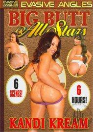 Big Butt All Stars: Kandi Kream Porn Movie